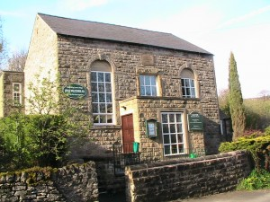 Methodist Chapel On Main Street